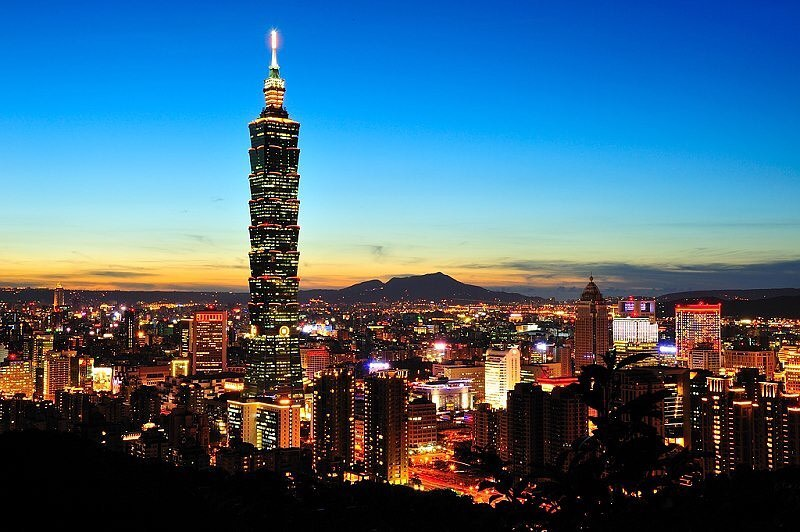 The Taipei 101 Observatory is open every day from 9AM to 10PM.
