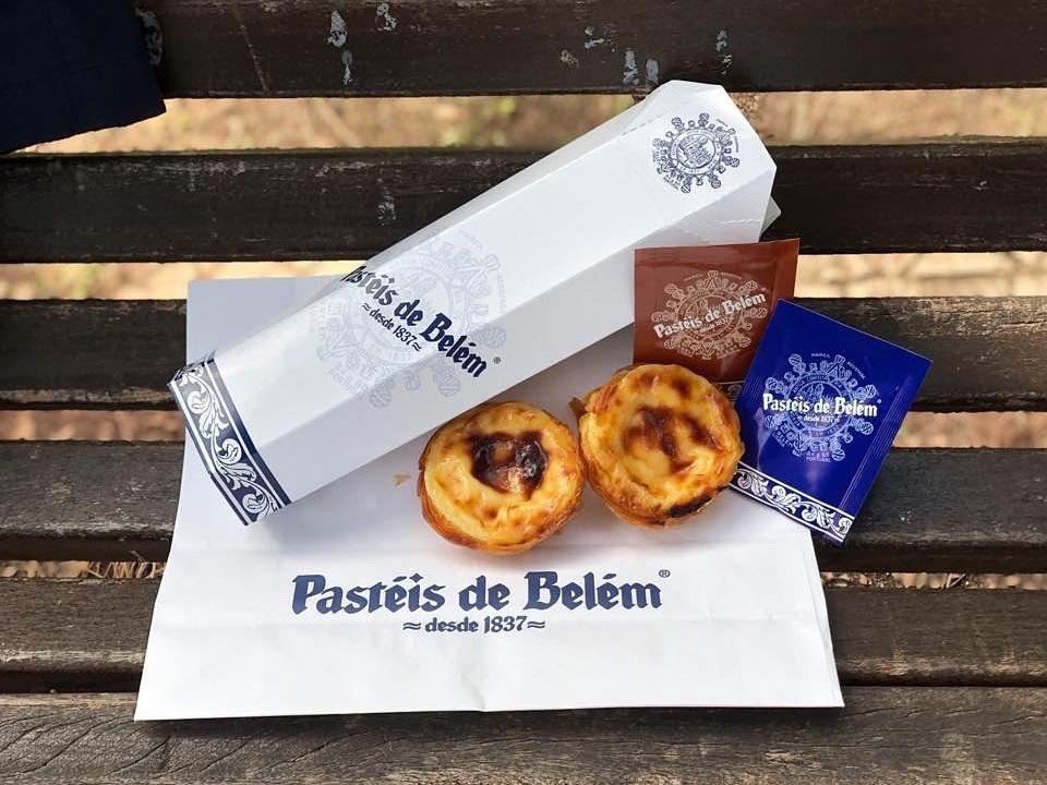 Try the World-Famous Pastéis de Belém in Lisbon