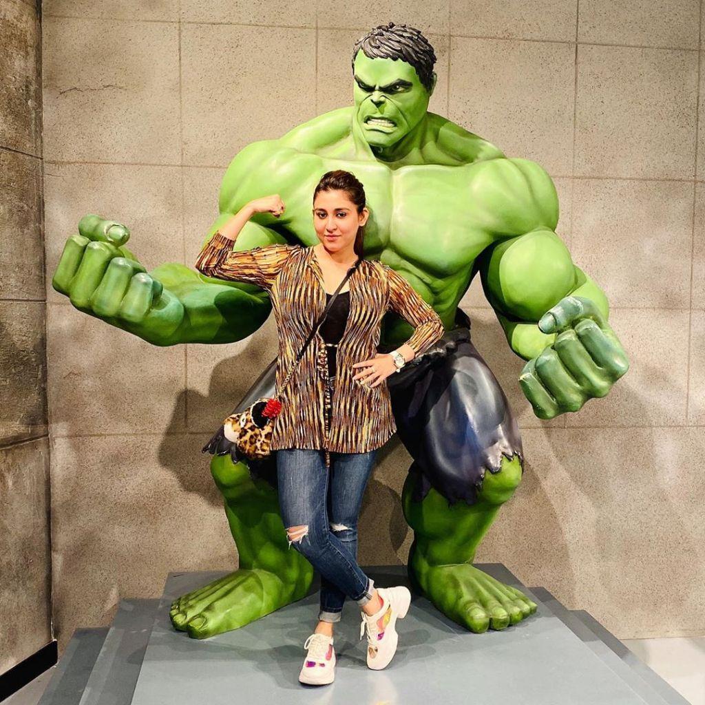 IMG Worlds of Adventure, Dubai Theme Park For Family