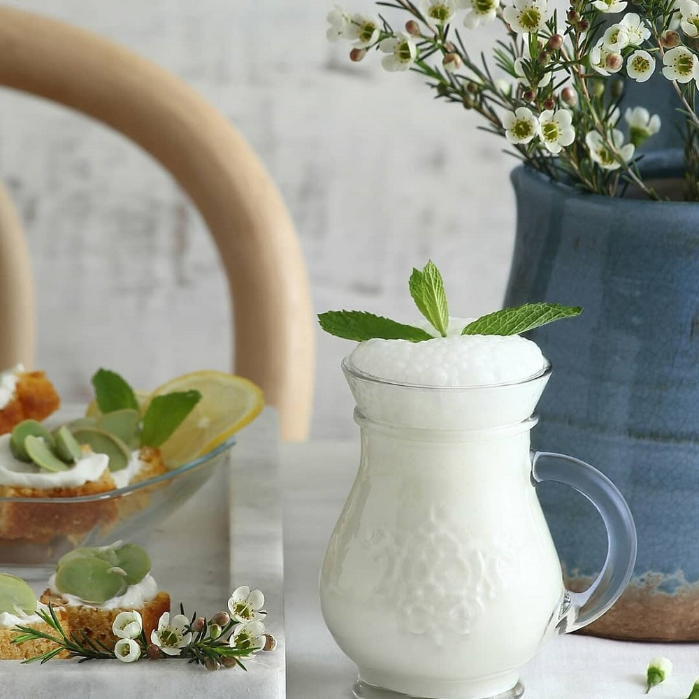 Summer in Turkey won't be complete without a taste of ayran