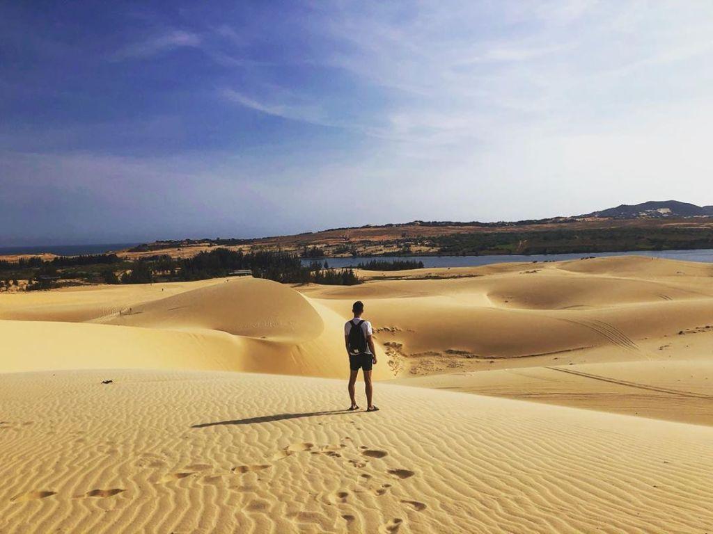 The White Sand Dunes, Mui Ne