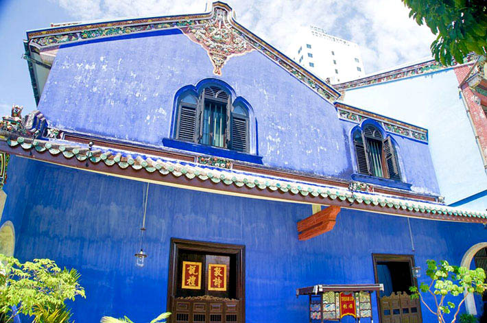 Best Places to Visit in Penang - Cheong Fatt Sze Mansion