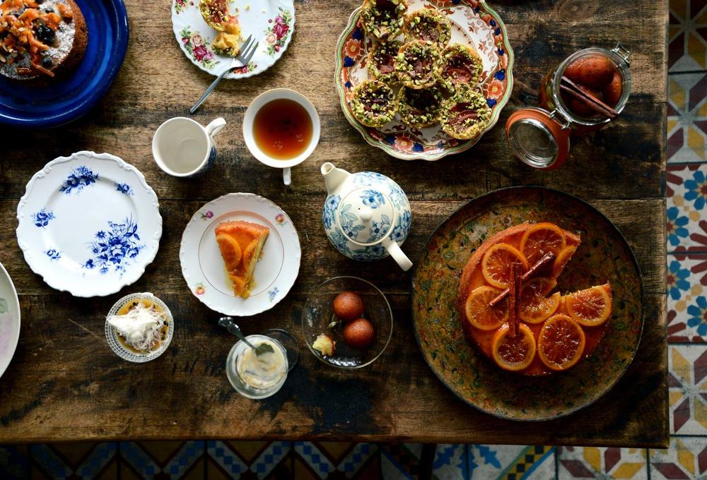 Halal Afghan desserts in Adelaide, Australia