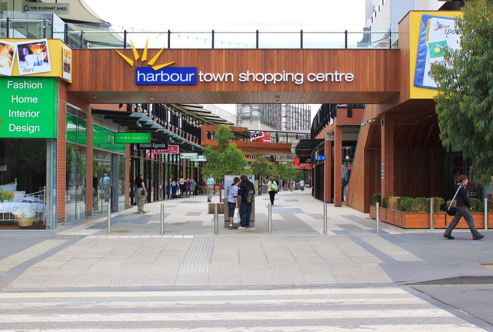 Harbour Town Shopping Centre is where you can find quality fashion and accessories