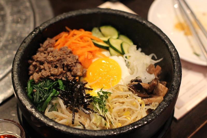Things to Eat in South Korea-What Food Do, South Korea Eat, Bibimbap