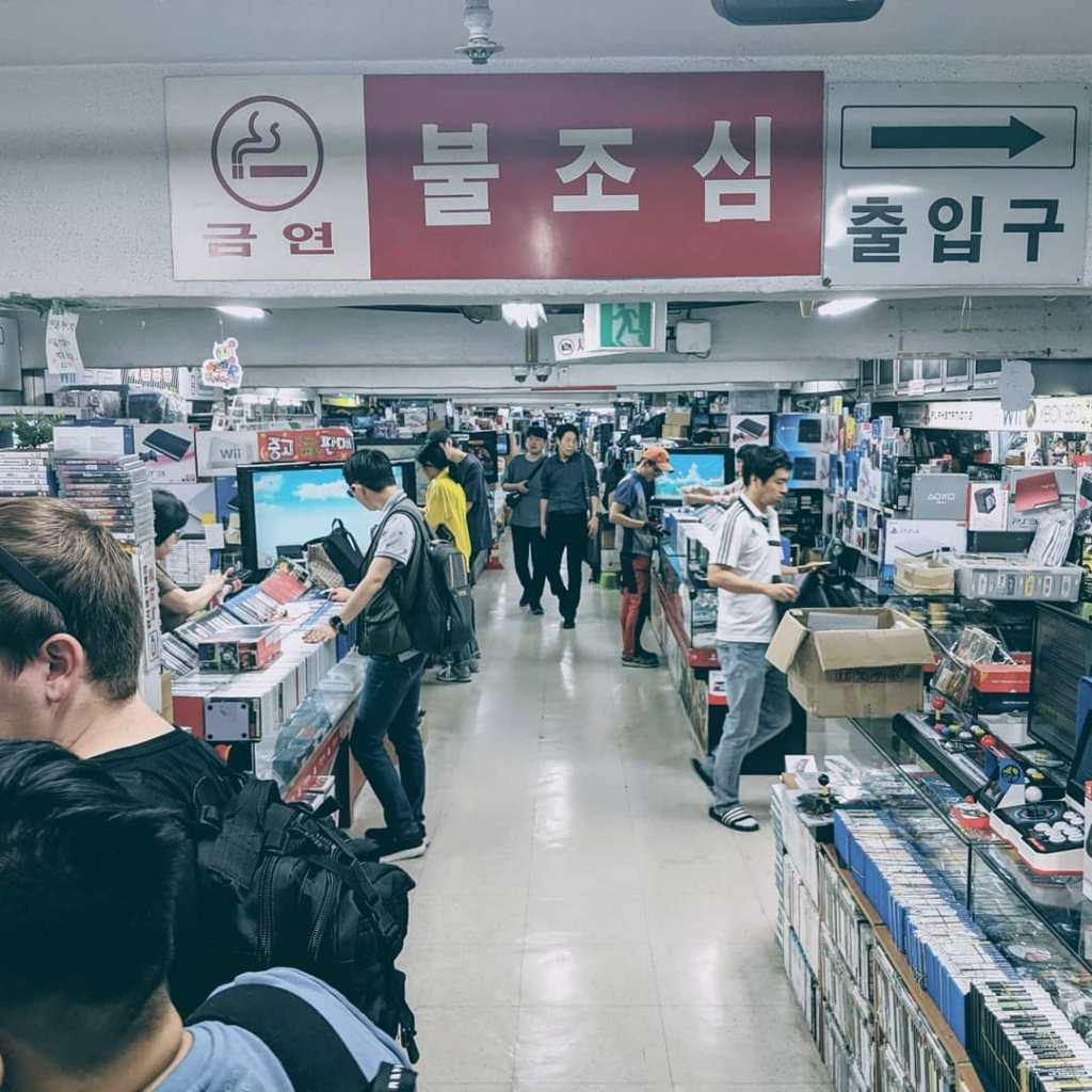 Where to Shop in South Korea, Yongsan Electronics Market