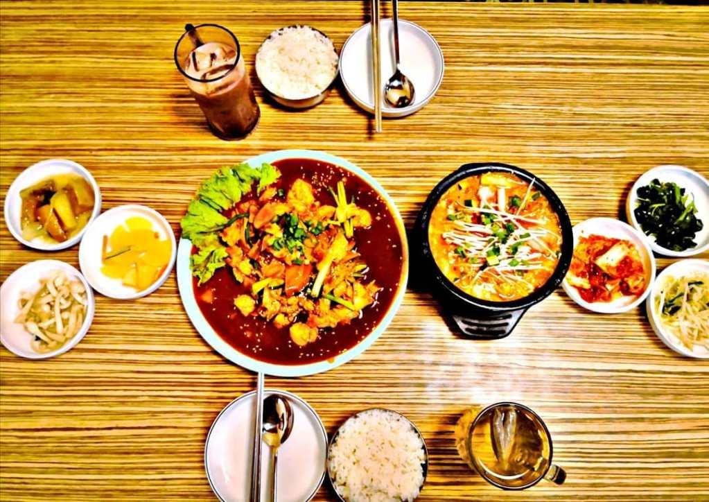 Restoran Korea Halal, Gangnam Station Restaurant