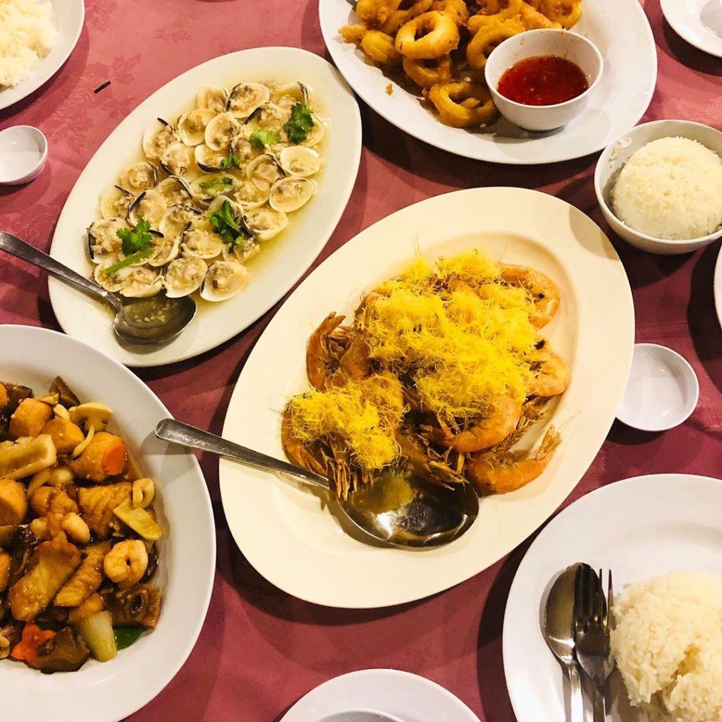 Restoran ikan bakar yang terkenal di Sabah