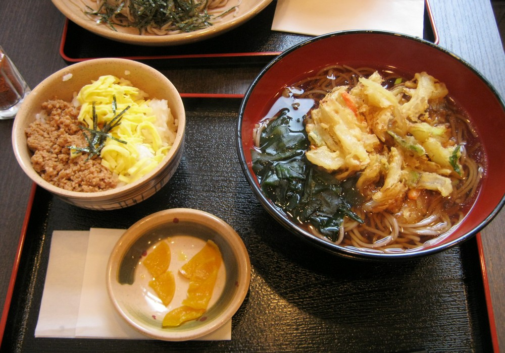 Japanese Treats to Nom On When You Visit Tokyo, Soba