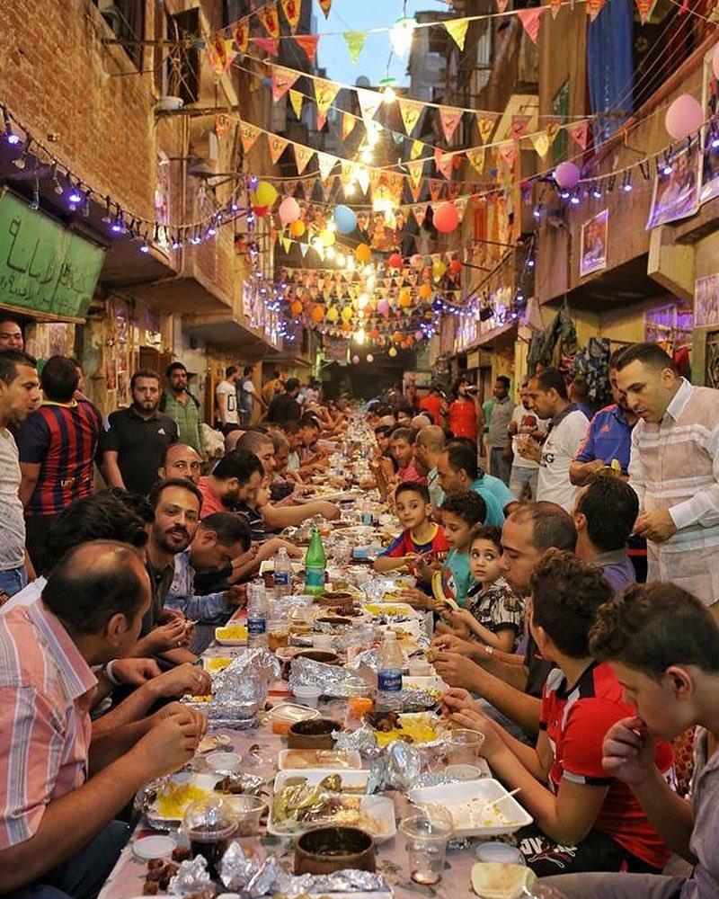 Buka Puasa di Mesir