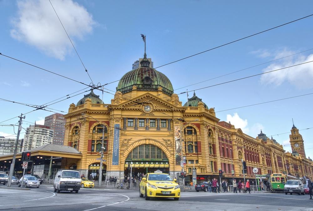 12 Top Attractions in Melbourne, Flinders Street Station