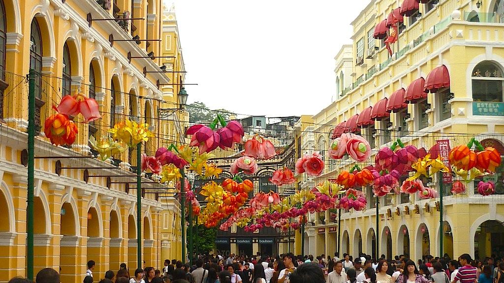 Top 5 Best Shopping Experiences in Macau, Senado
