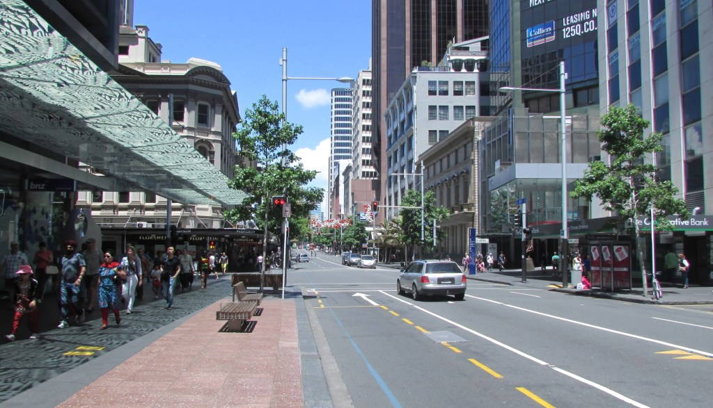 Top Shopping Destinations In New Zealand, Queen Street