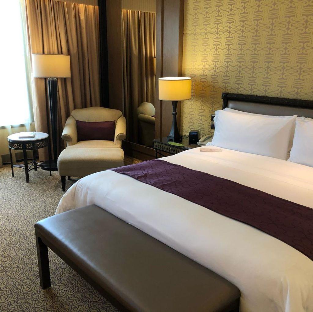 Sheraton Grande Sukhumvit 5 Star hotel Bangkok