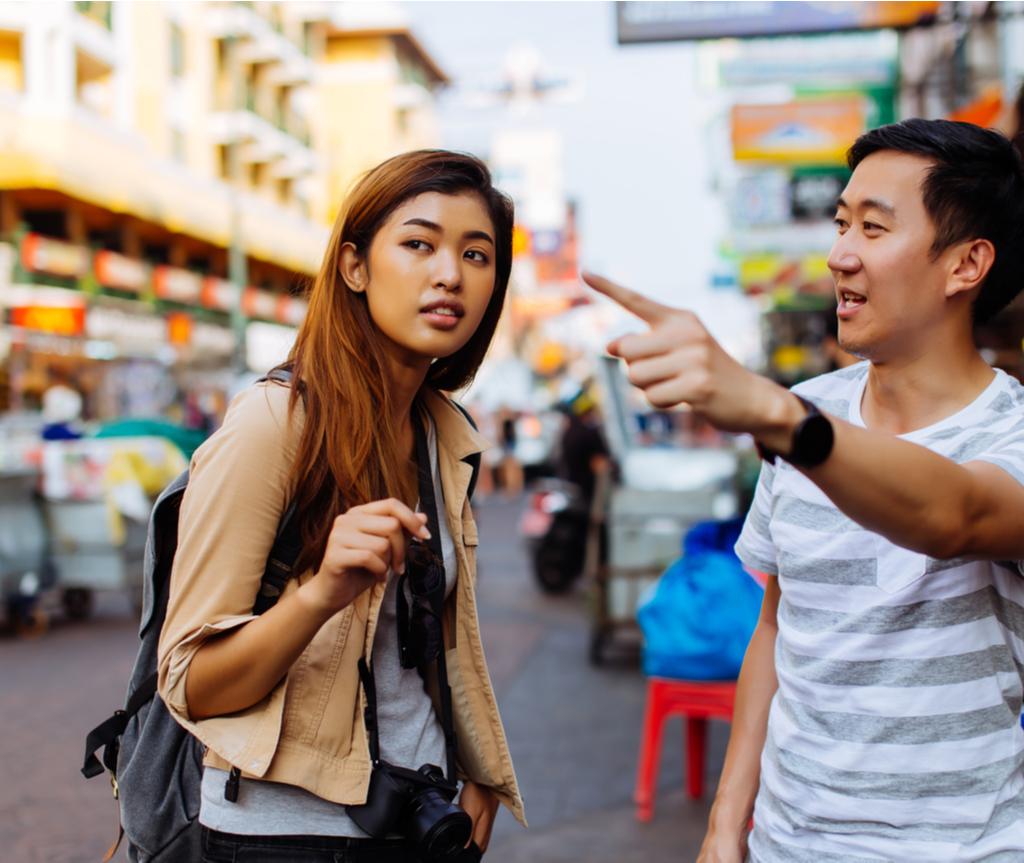 Belajar bahasa tempatan untuk kemudahan bercuti
