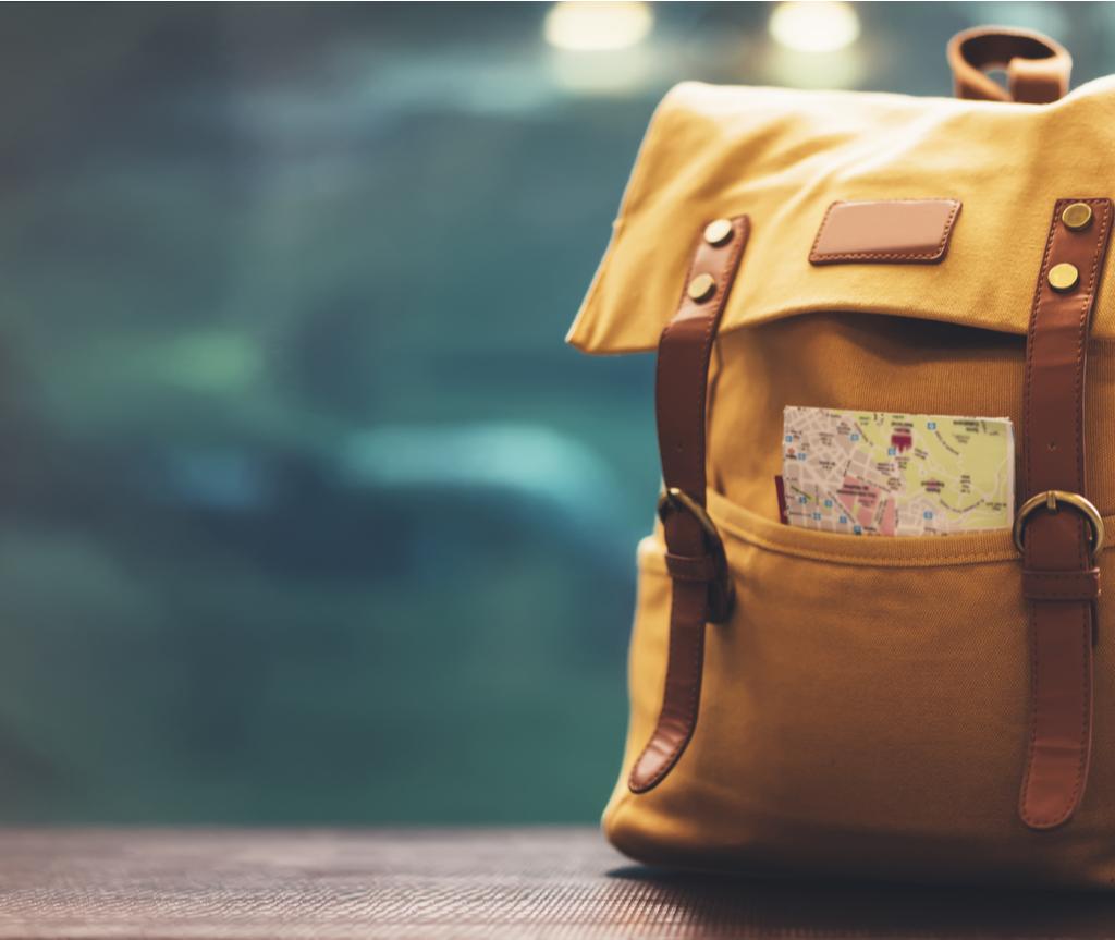 Sediakan bag yang senang bawa ke semua tempat
