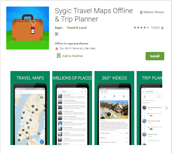 15 Must-Have Malaysia Travel Apps, Sygic