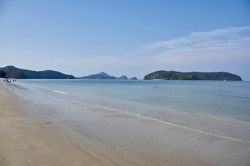 Pantai di Langkawi