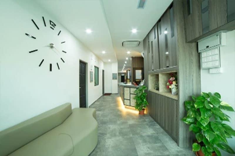 Lobi Travelland Hotel
