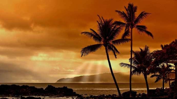hawaii-sunset-wallpaper-wallpaper-2
