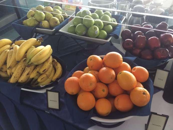 多樣新鮮水果