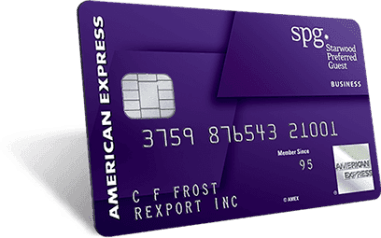 American express starwood preferred guest business card for credit card type hotel rewards card reheart Choice Image
