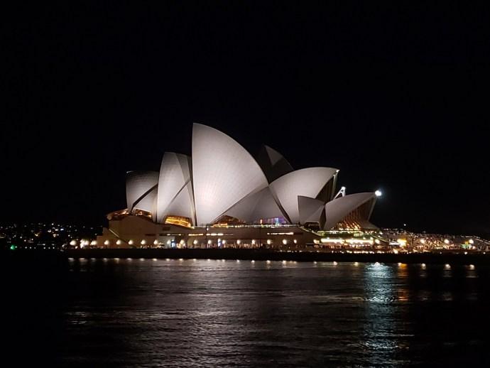 [Randy住宿紀錄] 雪梨港萬豪酒店豪華市景大床房