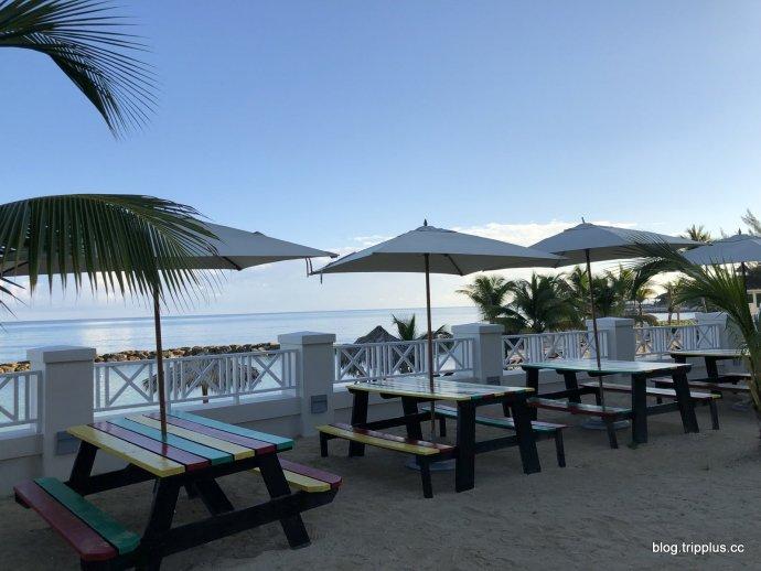 [Sharon住宿紀錄]牙買加玫瑰廳凱悅Ziva全包式渡假村 – 餐飲介紹