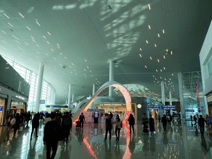 [Randy飛行紀錄]香港機場天合聯盟貴賓室 & 首爾仁川機場大韓航空頭等艙貴賓室巡禮