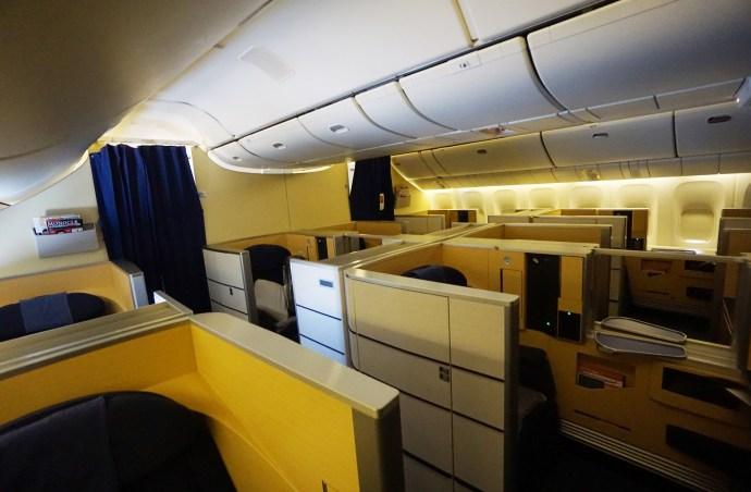 [讀者投稿 Ian] ANA First Class 全日空頭等艙/洛杉磯~東京成田