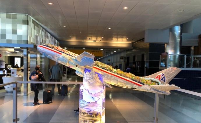 [萊恩飛行紀錄] 美國航空商務艙/紐約甘迺迪~洛杉磯(跨大陸航線)