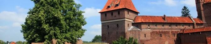 Najpiękniej położone polskie zamki (12) – Malbork