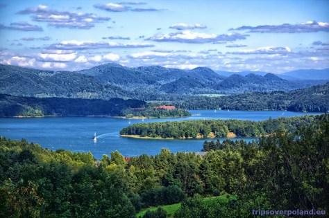 Jezioro Solińskie
