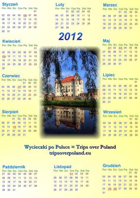 2012 - Wojanów
