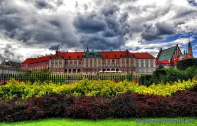 Zamek Królewski i Pałac Pod Blachą w Warszawie