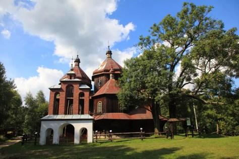 cerkiew greckokatolicka  pw. św. Michała Archanioła