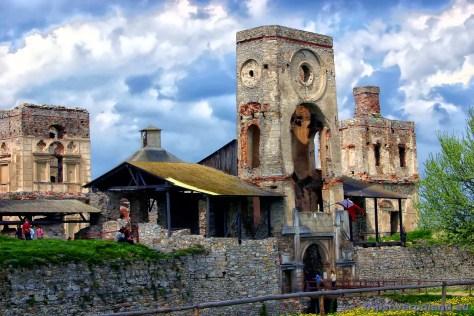 Zamek Krzyżtopór w Ujeździe