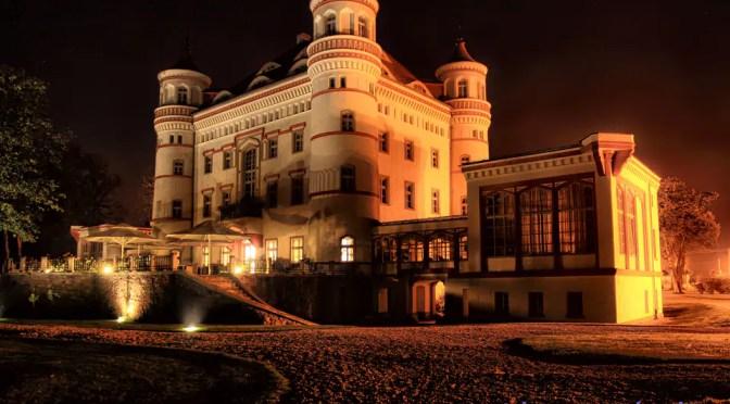 Piękne polskie parki i pałace – Wojanów