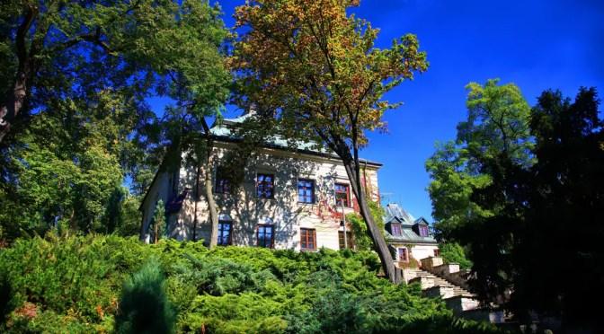 Piękne polskie parki i pałace – Chlewiska