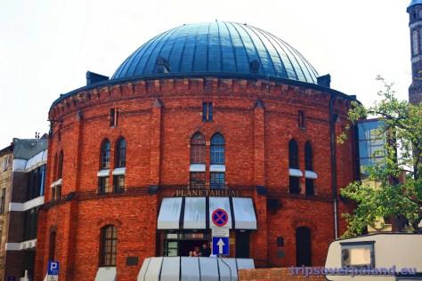 toruńskie Planetarium