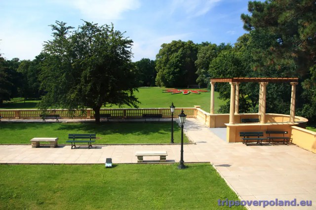 Ostromecko - park