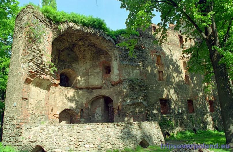 Zamek w Ząbkowicach Śląskich'2000