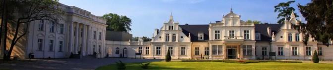 Piękne polskie parki i pałace – Turzno