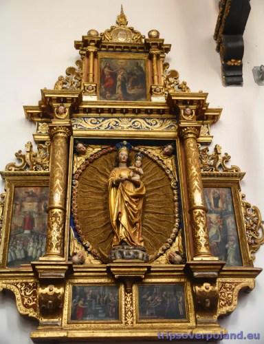 Ołtarz św. Rodziny
