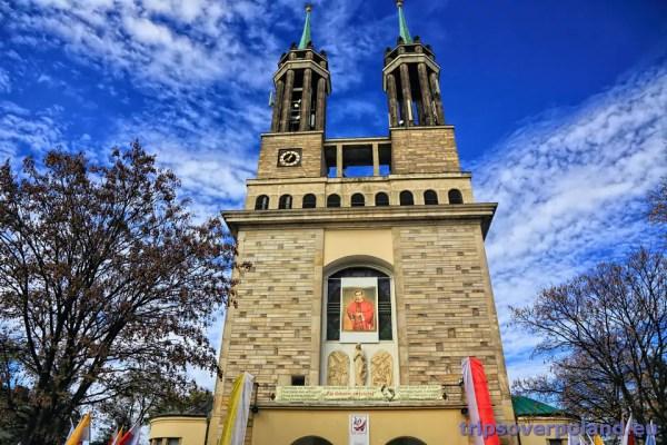 Kościół św. Stanisława Kostki w Warszawie