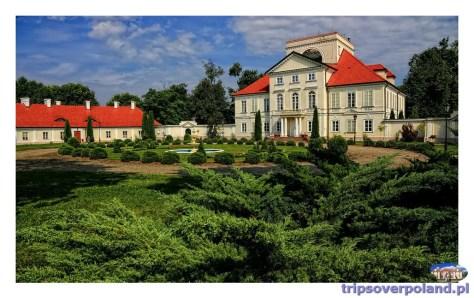 Pałac Ossolińskich w Sterdyni