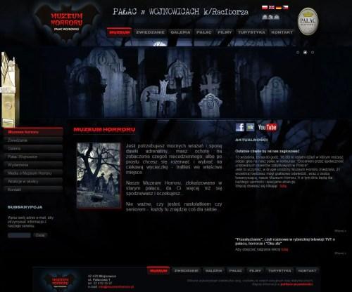 Muzeum_Horroru_Palac_Wojnowice