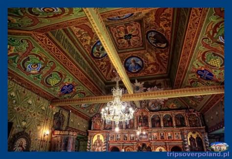 Tylicz, cerkiew greckokatolicka pw.św.św. Kosmy i Damiana