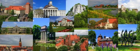 Wycieczki po Polsce'2014