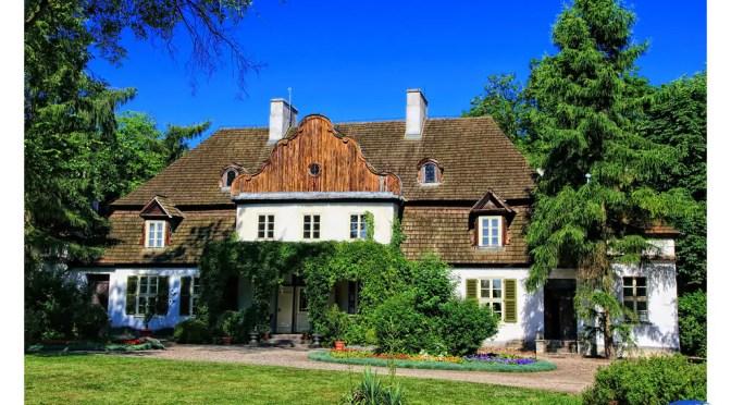 Mała siedziba ziemiańska w Wielkopolsce – Dwór Koszuty